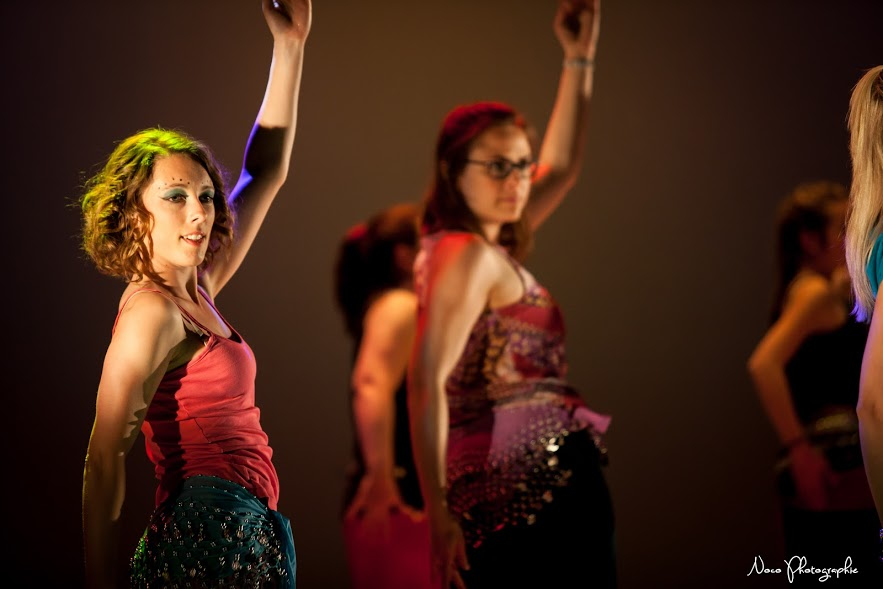 cours danse orientale orchies